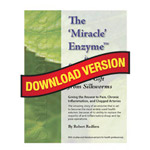 Serrapeptase Ebook - The Miracle Enzyme