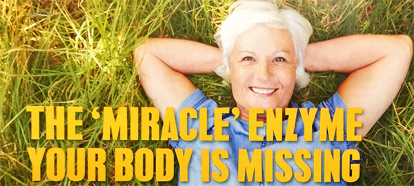 The body's missing enzyme