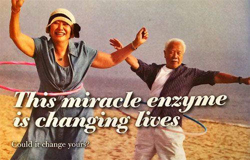 Serrapeptase could it change your life